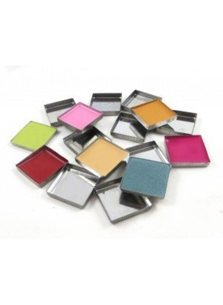 Z Palette - 15130151 Z Palette Empty Metal Pans 10 stuks