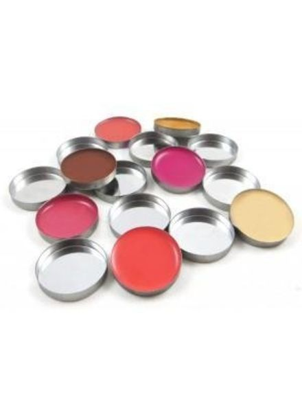 Z Palette - 15130154 Z Palette Round Metal Pans 10 Pack