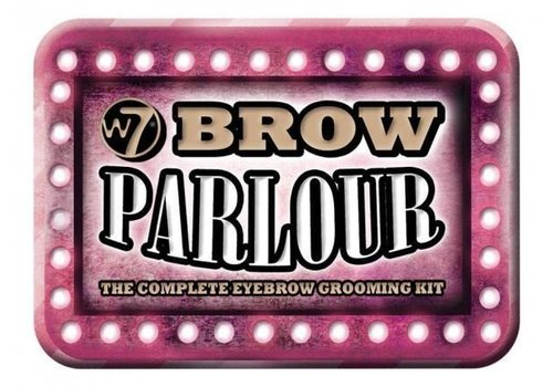 W7 Brow Parlour Brow Set