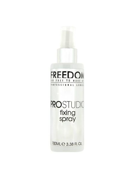 Freedom Makeup London Freedom Pro Studio Fixing Spray 100ml.