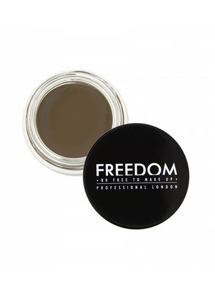 Freedom Makeup London Freedom Pro Brow Pomade Medium Brown