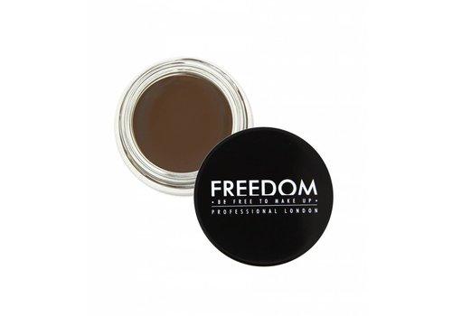 Freedom Makeup London Brow Pomade Chocolate