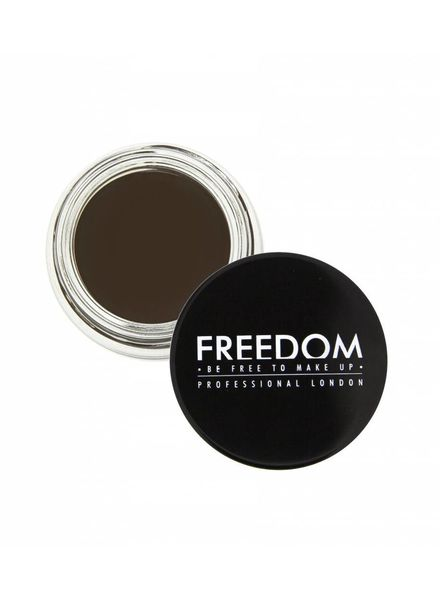 Freedom Makeup London Freedom Pro Brow Pomade Ebony