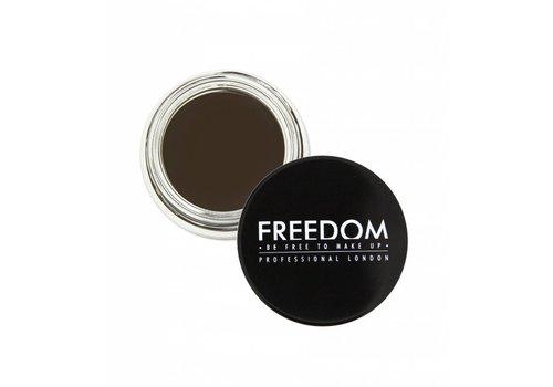 Freedom Makeup London Brow Pomade Ebony