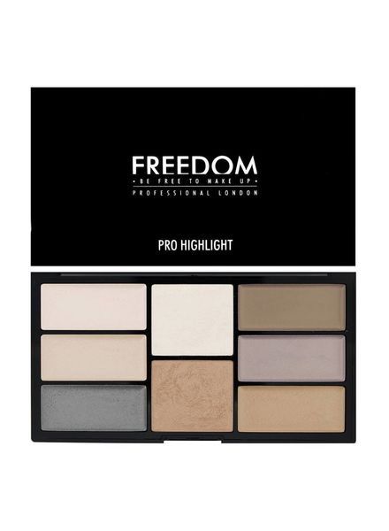 Freedom Makeup London Freedom Pro Highlight Palette
