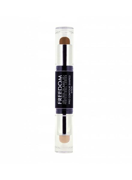 Freedom Makeup London Freedom Pro Contour Shaped Sticks Medium 01
