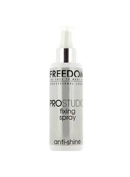 Freedom Makeup London Freedom Professional Studio Anti Shine Fix Spray 100ml
