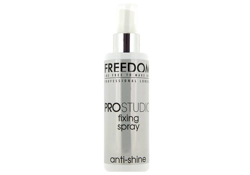 Freedom Anti Shine Fix Spray 100ml