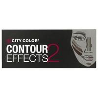City Color Contour Effects Palette 2
