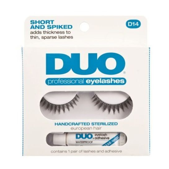 DUO Professional Eyelashes D14