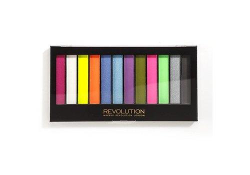 Makeup Revolution Redemption Palette Acid Brights