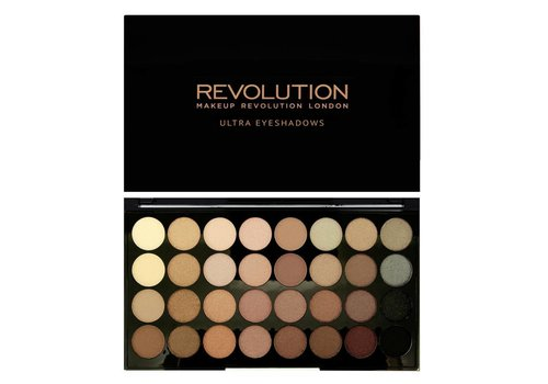 Makeup Revolution Ultra 32 Eyeshadow Palette Beyond Flawless
