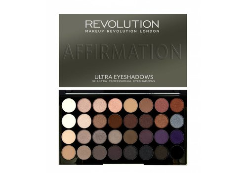 Makeup Revolution Ultra 32 Eyeshadow Palette Affirmation