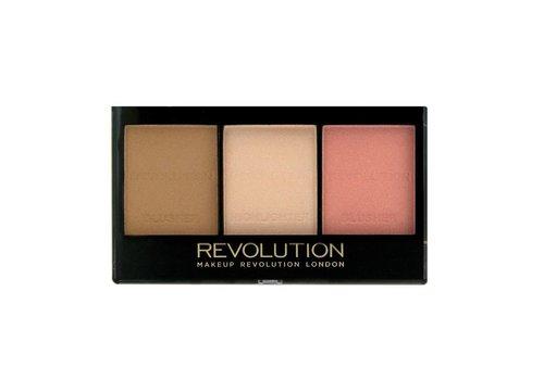 Makeup Revolution Contour Kit Ultra Fair C01