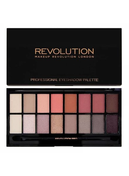 Makeup Revolution Makeup Revolution Salvation Palette – New-Trals vs Neutrals