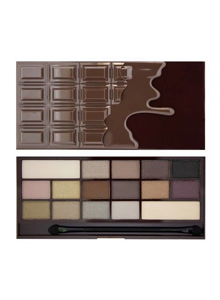 I Heart Makeup I Heart Makeup Chocolate Palette Death By Chocolate