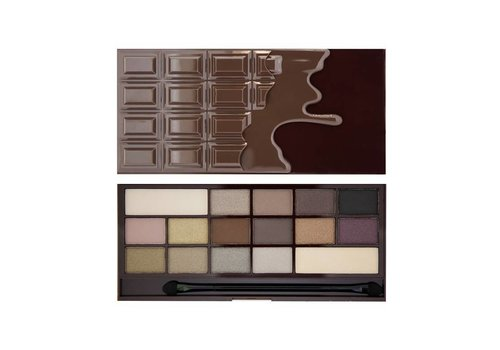 I Heart Makeup Chocolate Palette Death By Chocolate