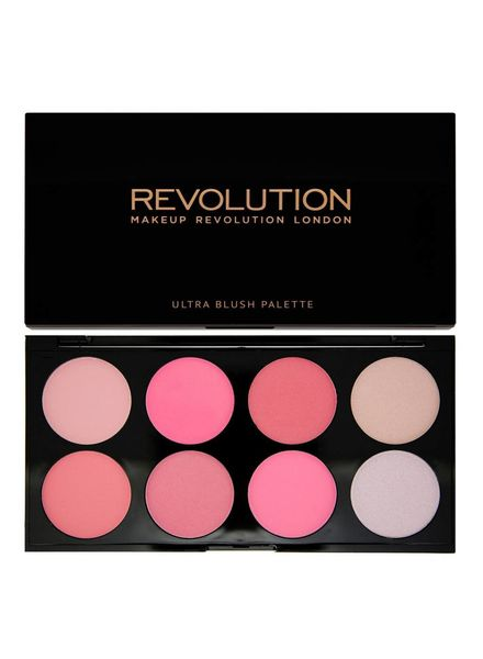 Makeup Revolution Makeup Revolution Blush & Contour Palette All about Pink