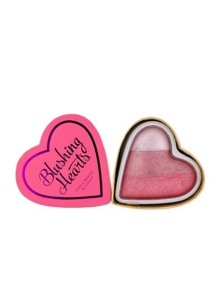 I Heart Makeup I Heart Makeup Blushing Hearts Blusher Bursting with love