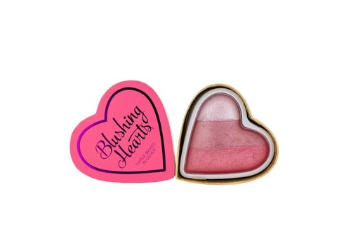 I Heart Makeup Blusher Bursting with love