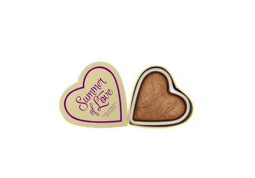 I Heart Makeup Bronzer Love Hot Summer