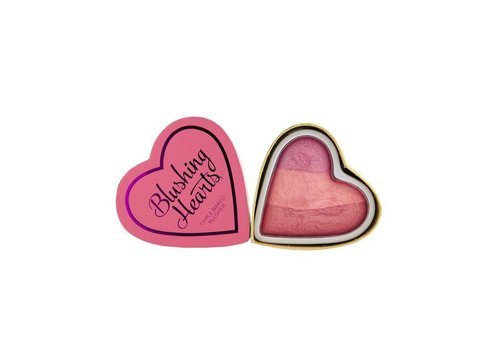 I Heart Revolution Blusher Blushing Heart