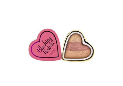 I Heart Makeup Blusher Peachy Keen Heart