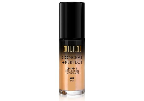 Milani 2-in-1 Foundation and Concealer Tan