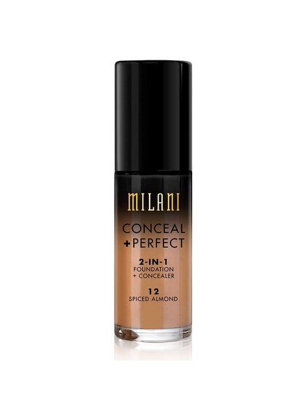 Milani Milani Conceal & Perfect 2-in-1 Foundation and Concealer Spiced Almond