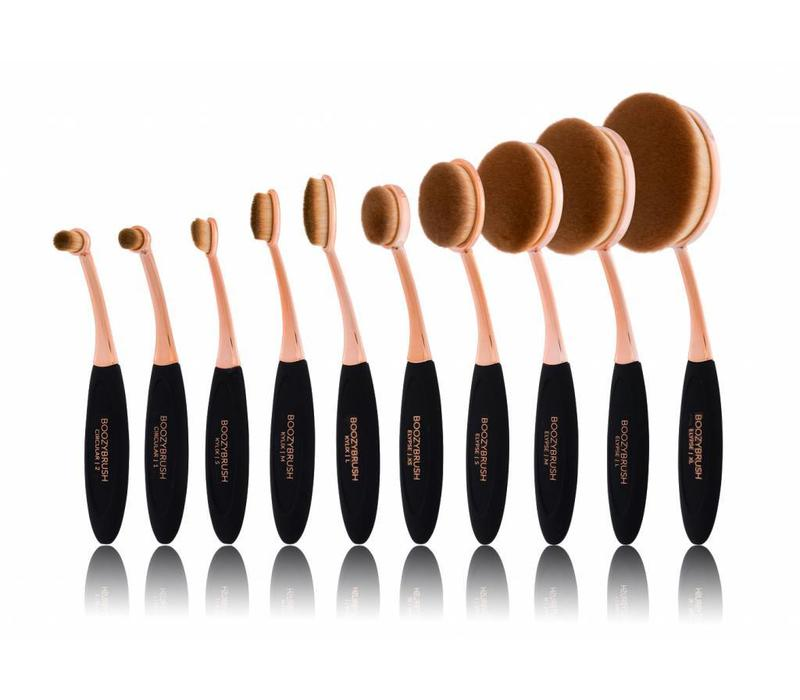 Boozy Cosmetics 10 pc BoozyBrush Artistry Set
