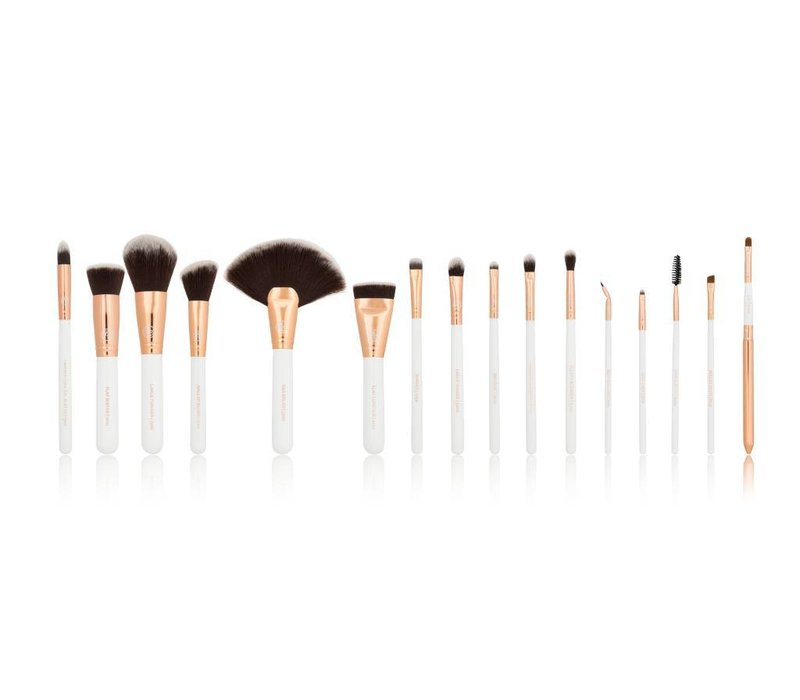 Boozy Cosmetics Rose Gold BoozyBrush 16 pc Advanced Set