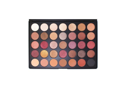 Morphe Brushes 35F Fall Into Frost Eyeshadow Palette