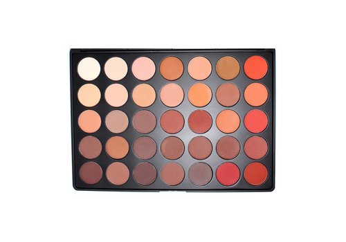 Morphe Brushes 35OM Matte Nature Glow Eyeshadow Palette