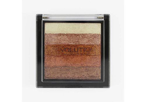 Makeup Revolution Vivid Shimmer Brick Rose Gold