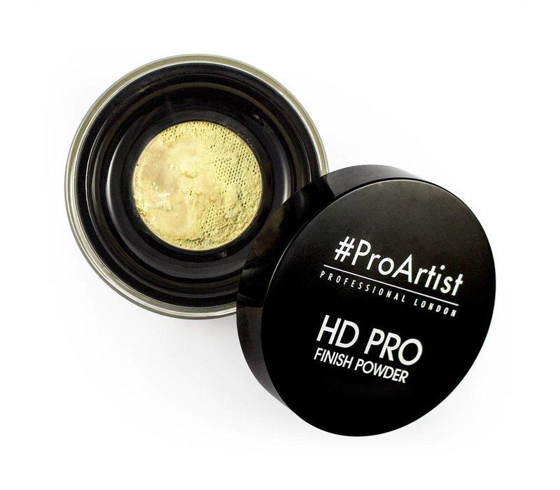 Freedom HD Pro Finish Banana Loose Powder