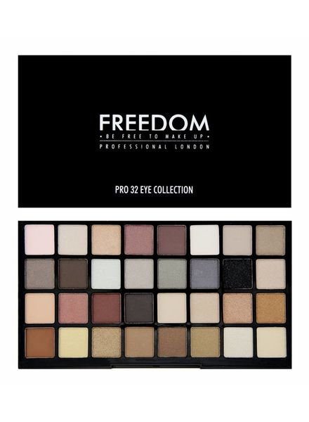 Freedom Makeup London Freedom Pro 32 Innocent Collection