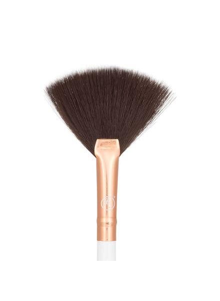 Boozy Cosmetics Boozy Cosmetics Rose Gold BoozyBrush 3400 Precision Fan Brush