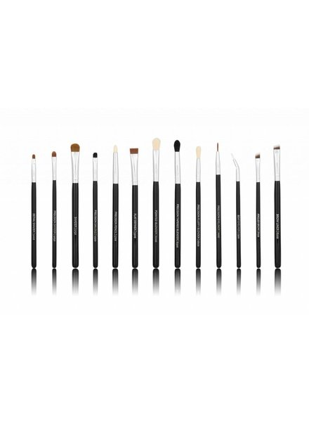 Boozy Cosmetics Boozy Cosmetics BoozyBrush 13 pc Precision Eye Set