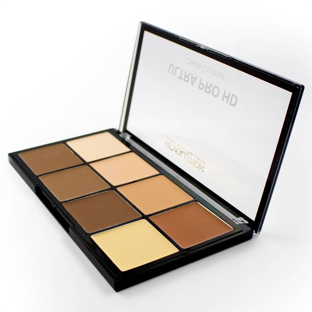 Makeup Revolution Makeup Revolution HD Pro Cream Contour Light ...