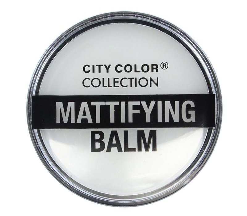 City Color Mattifying Balm