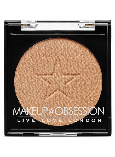 Makeup Obsession Makeup Obsession Blush Refill B110 Golden Girl