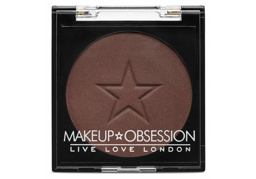 Makeup Obsession Eyeshadow Refill ES118 Bourbon Brown
