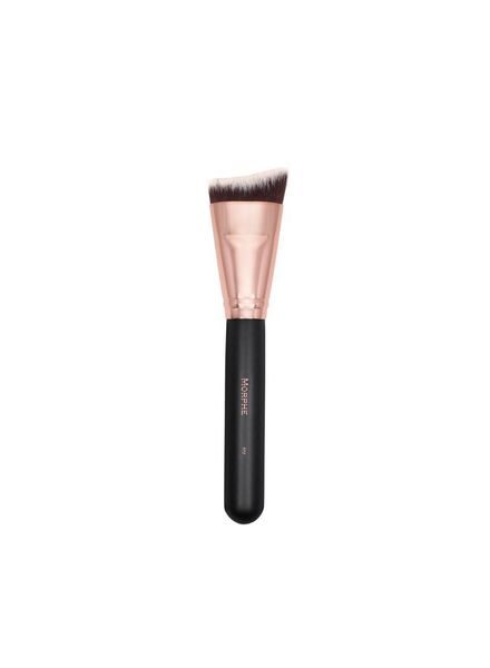 Morphe Brushes Morphe Rose Gold Collection R9 Curved Contour