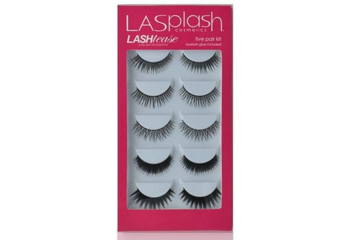 LA Splash 5 Pair Kit with Glue