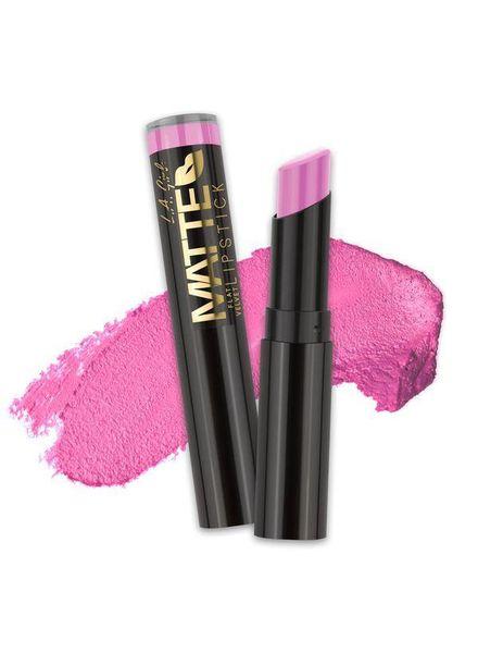 LA Girl Cosmetics LA Girl Matte Flat Velvet Lipstick Dare To Date