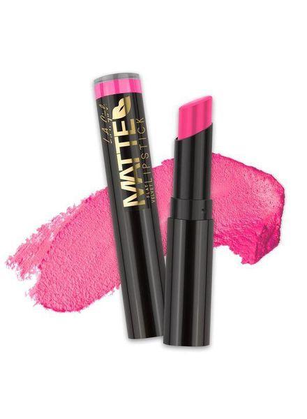 LA Girl Cosmetics LA Girl Matte Flat Velvet Lipstick Arm Candy