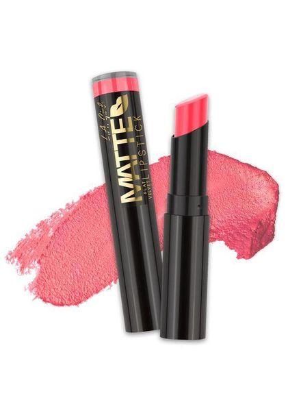 LA Girl Cosmetics LA Girl Matte Flat Velvet Lipstick Blessed