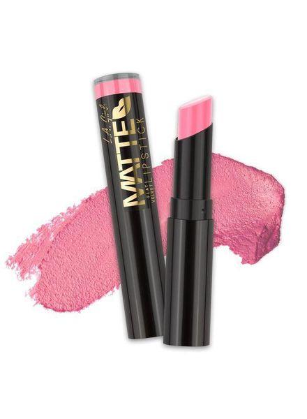 LA Girl Cosmetics LA Girl Matte Flat Velvet Lipstick Sweet Revenge