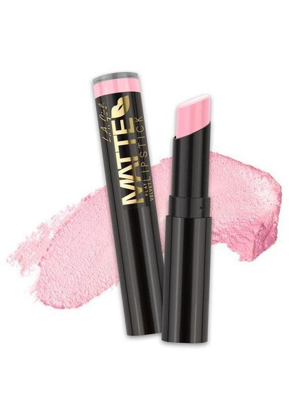 LA Girl Cosmetics LA Girl Matte Flat Velvet Lipstick Carried Away