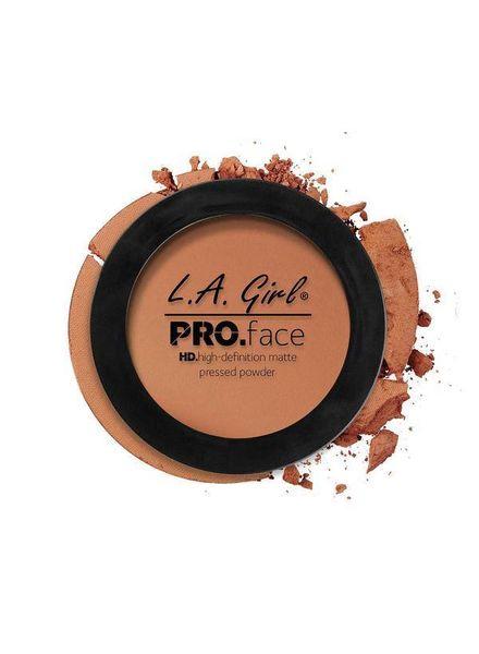 LA Girl Cosmetics LA Girl HD Pro Face Pressed Powder Chestnut